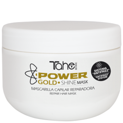 Восстанавливающая маска для волос GOLD POWER SHINE MASK